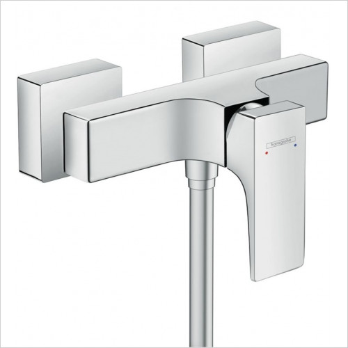 Hansgrohe - Bathrooms - Metropol Single Lever Shower Mixer For Exposed Installation