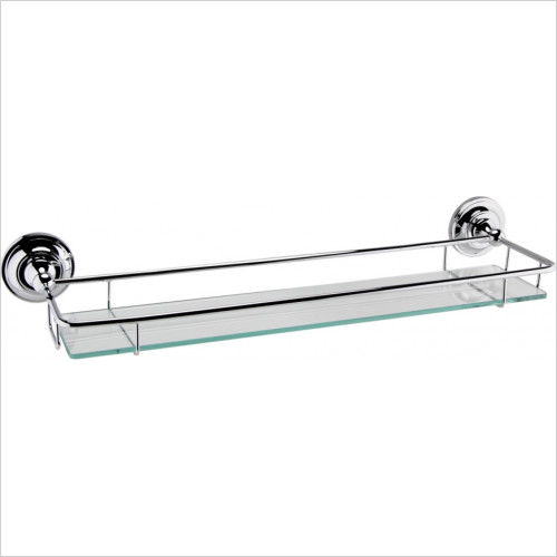 BC Designs - Victrion Gallery Shelf