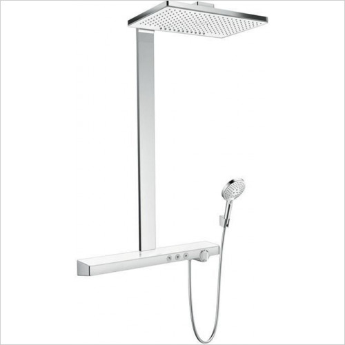 Hansgrohe - Bathrooms - Rainmaker Select 460 2Jet Showerpipe Ecosmart