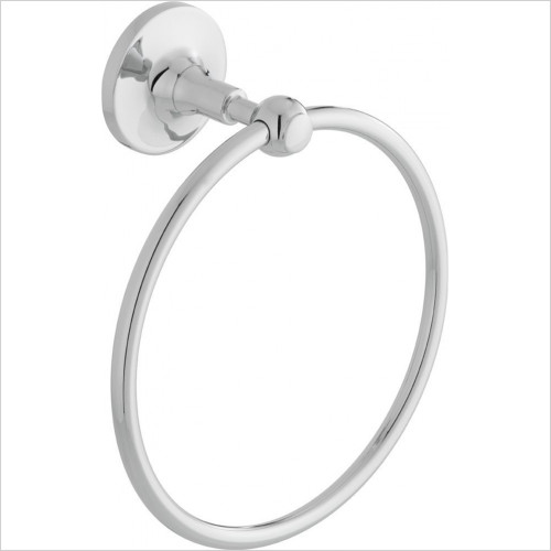 Vado - Bathrooms - Tournament Wall Mounted Towel Ring