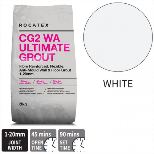 Abacus - Rocatex CG2 WA Ultimate Grout 5kg
