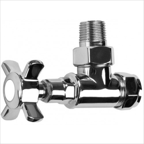 SBH - Traditional Cross Head Valve Angled (Pair)
