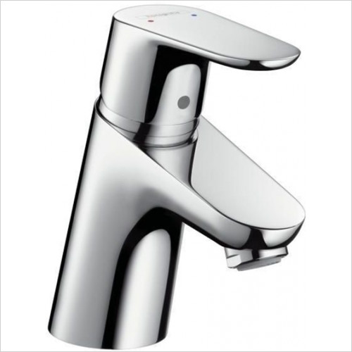 Hansgrohe - Bathrooms - Focus E 2 Pillar Tap Without Waste Set