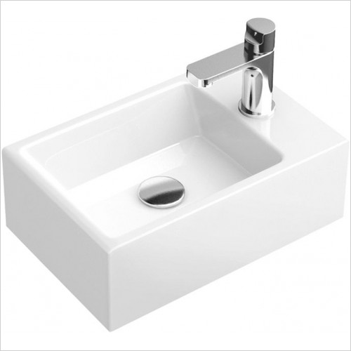 Abacus - Pure Cloakroom Basin 400mm