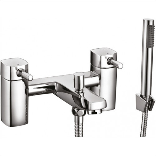 Scudo Bathrooms - Forme Bath Shower Mixer