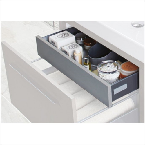 Abacus - Internal Drawer For Simple Vanity Unit 550mm