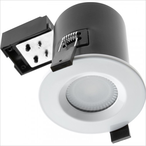Hudson reed - Fire & Acoustic Shower Light Fitting