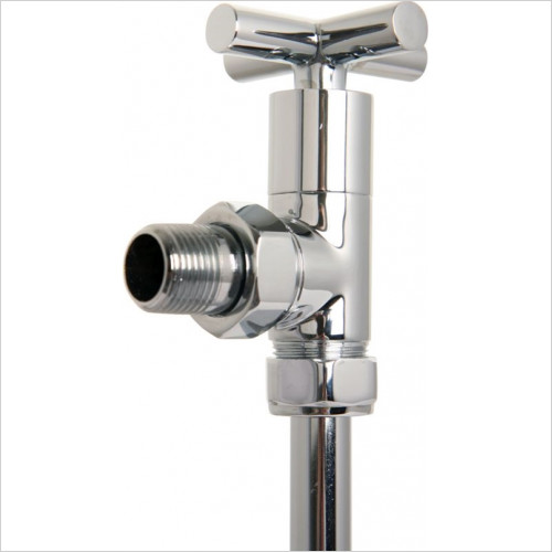 Vogue - Valves 12 - Angled 1/2 Inch x 15mm