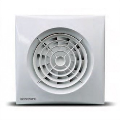 Vogue - Silent 100 Electric Fan Intelligent Timer