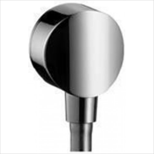 Hansgrohe - Bathrooms - Fixfit S Wall Mounted Wall Outlet
