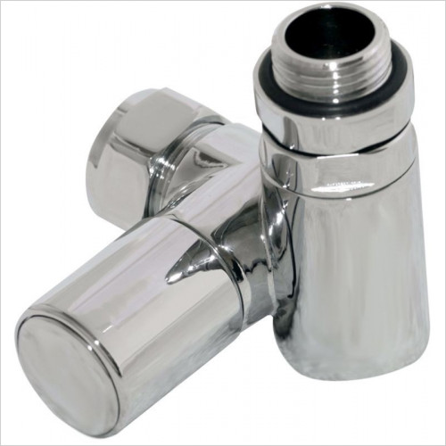 Vogue - Valves 15 - Angled 1/2 Inch x 15mm