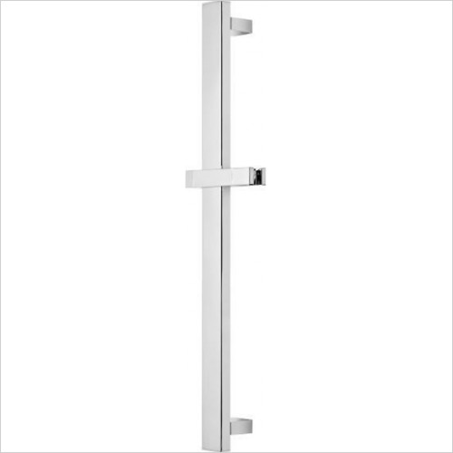 Roper Rhodes Showers - Rectangular Riser Rail