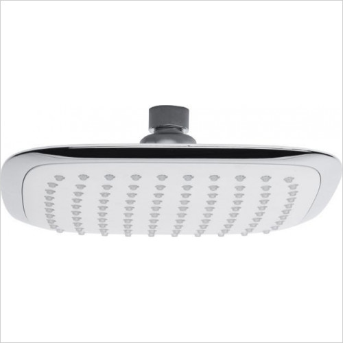 Roper Rhodes Showers - Square 200mm Shower Head