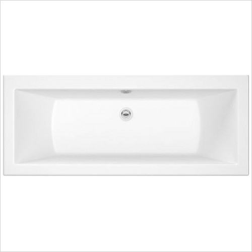Roca - The Gap Double-Ended Bath 1700 x 750mm - 0TH