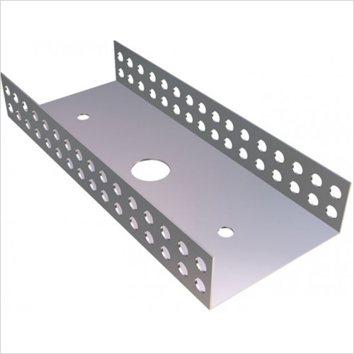 Abacus - Elements Straight Mounting Aid For Freestanding 80mm Board