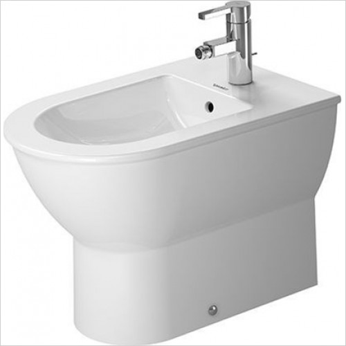 Duravit - Bathrooms - Darling New Bidet Floorstanding 570mm Back To Wall 1TH