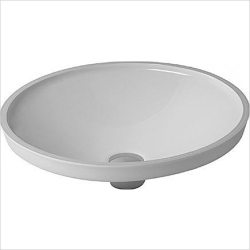 Duravit - Bathrooms - Architec Undercounter Basin 420mm Circular