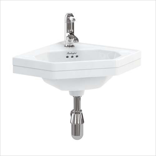 Burlington - Bathrooms - Corner Basin 59.8cm 1TH