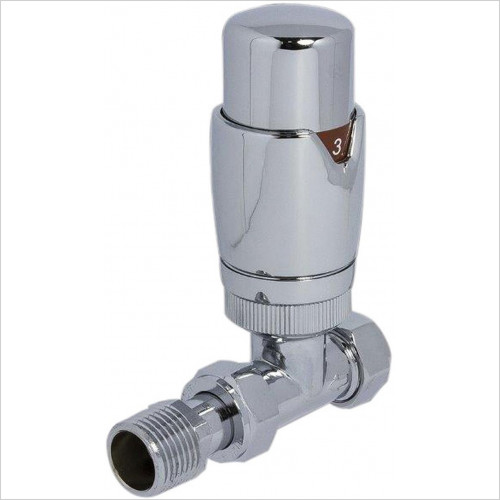 SBH - Straight Thermostatic Valve