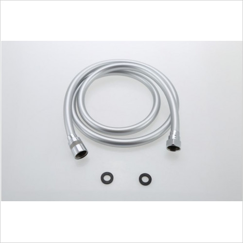 Moods - 1.5m Easy Clean PVC Shower Hose