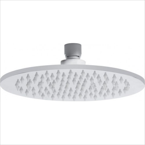 Roper Rhodes Showers - Round 200mm Brass Shower Head