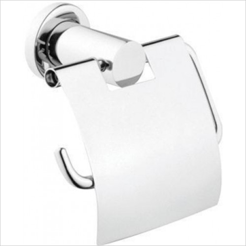 Vitra Bathroom Collection - Q-Line Towel Ring