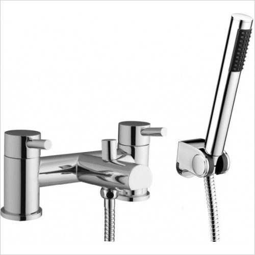 Moods - Vedra Bath Shower Mixer With Shower Kit