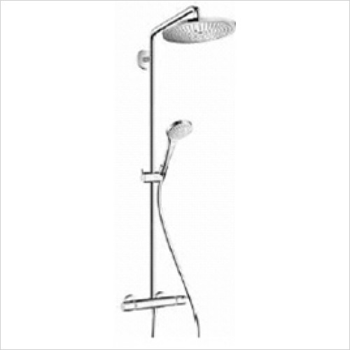 Hansgrohe - Bathrooms - Croma Select 280 Showerpipe Round