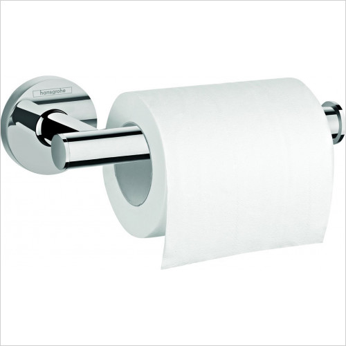 Hansgrohe - Bathrooms - Logis E Roll Holder Without Cover