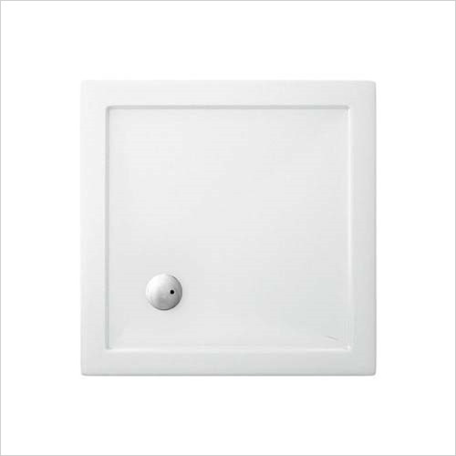 Zamori - Square 800 x 800mm Tray, Anti-Bacterial