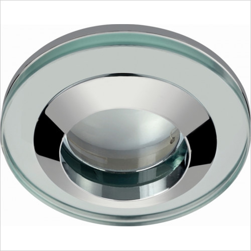 Hudson reed - Round Glass Shower Light Fitting