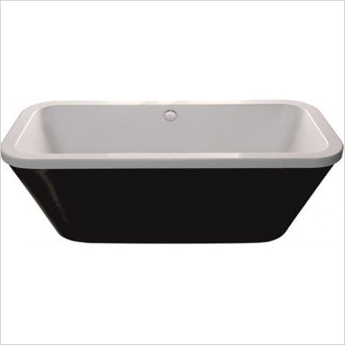 Eastbrook - Halcyon Square Freestanding Bath 1750 x 800mm, Carronite