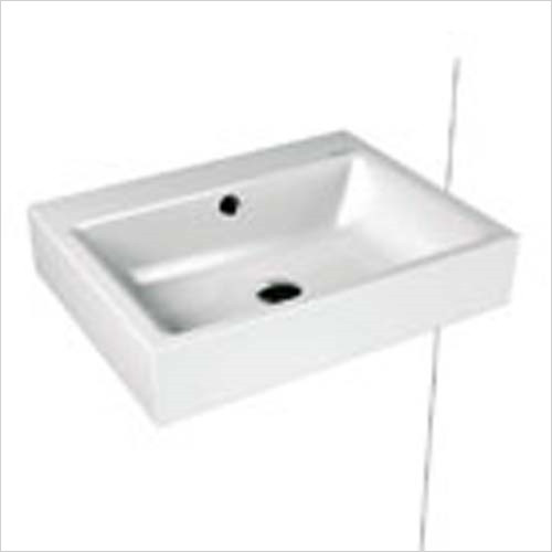 Kaldewei - Ambiente Puro Wall Hung Basin 60x46cm 1TH