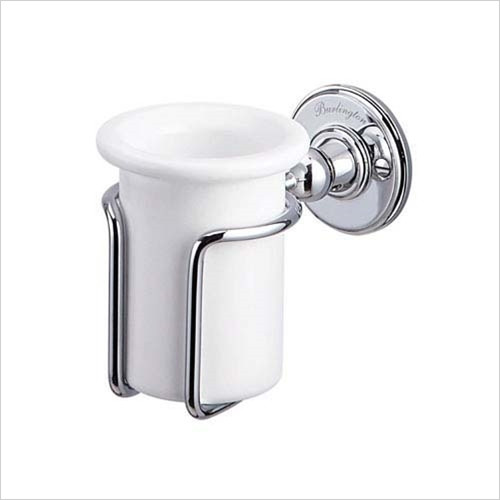 Burlington - Bathrooms - Tumbler & Holder