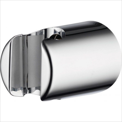 Ilux and HiQ - Options Round Wall Mount Handshower Holder
