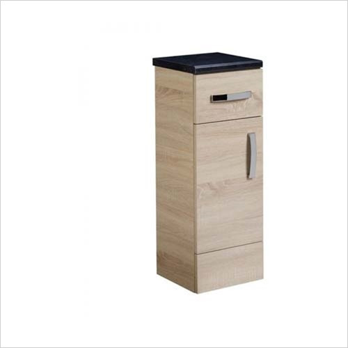 Tavistock - Courier Floorstanding Cupboard 300mm