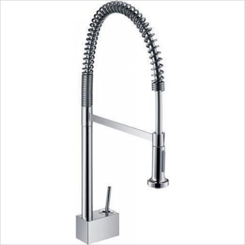 Hansgrohe Axor - Bathrooms - Starck Semi-Pro Single Lever Kitchen Mixer
