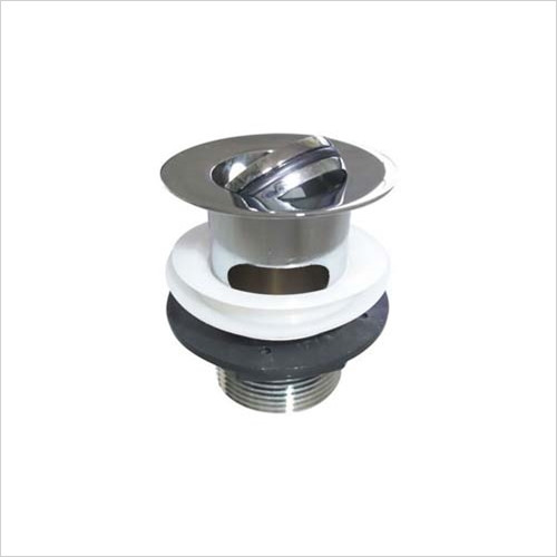 Britton - Basin Flip Top Waste (Slotted)
