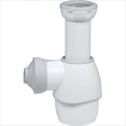 Crosswater essentials - Furniture Bottle Trap Short 50mm
