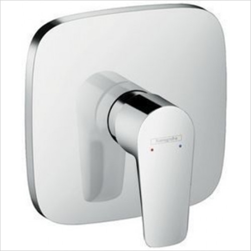 Hansgrohe - Bathrooms - Talis E Single Lever Shower Mixer For Concealed Installation