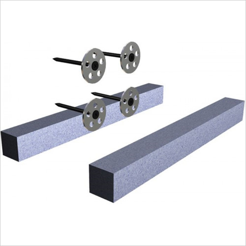 Abacus - Elements Bath Panel Mounting Kit
