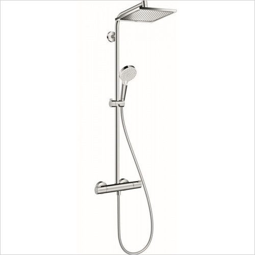 AQS Bathrooms - Online Store - Hansgrohe - Bathrooms - Showers - Shower