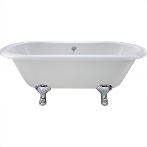 Bayswater - Leinster 1700mm Double Ended Free Standing Bath