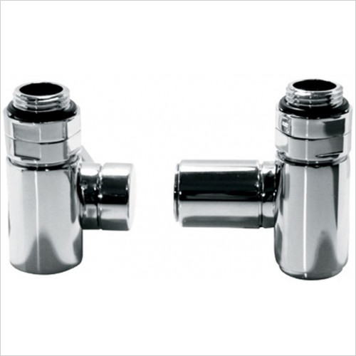 SBH - Integrated T-Piece Valve Angled (Pair)