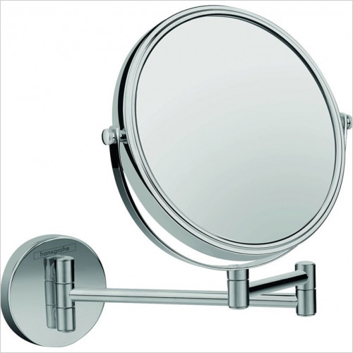 Hansgrohe - Bathrooms - Logis E Shaving Mirror Without Light