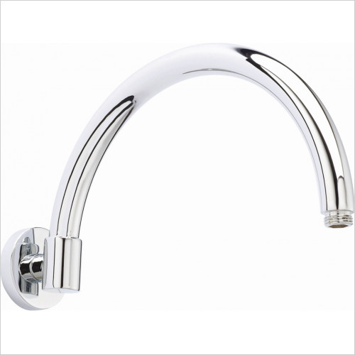 BC Designs - Victrion Arch Wall Shower Arm