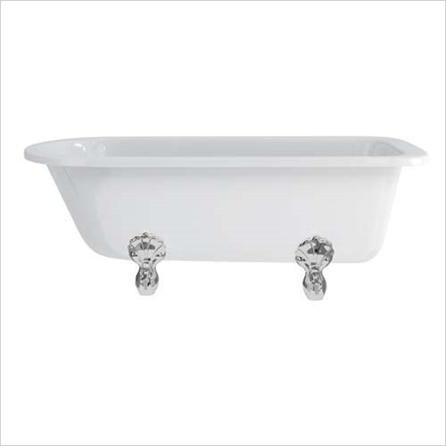 Burlington - Bathrooms - Blenheim Single End Bath 0TH 1700 x 750mm