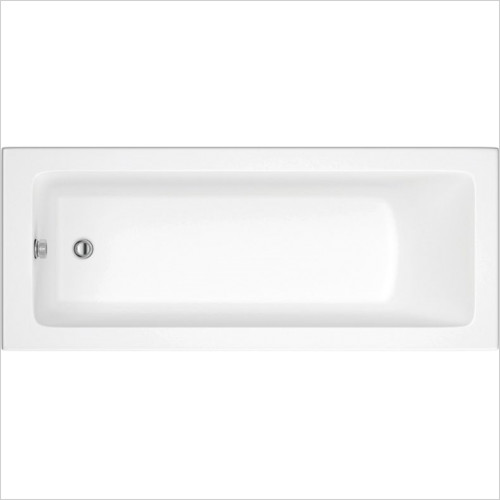 Moods - Solarna Single End Bath 1600 x 700mm 0TH