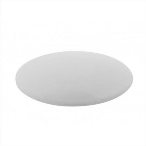Vado - Bathrooms - Ceramic Round Plug To Suit WG-395-C/P