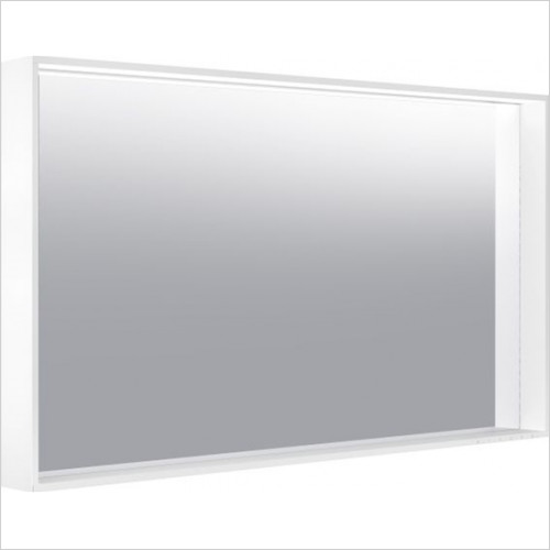 Keuco - Plan Light Mirror With Mirror Heating, Dali 1200x700x105mm